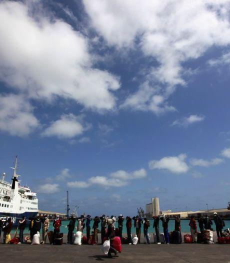 Les forces pro-Kadhafi attaquent le port de Misrata