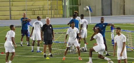 Jeremy de Nooijer beleeft met Curaçao droomstart onder Guus Hiddink