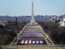 Les larmes de Biden, le selfie de Jennifer Lopez, tapis de drapeaux: toutes les photos des préparatifs