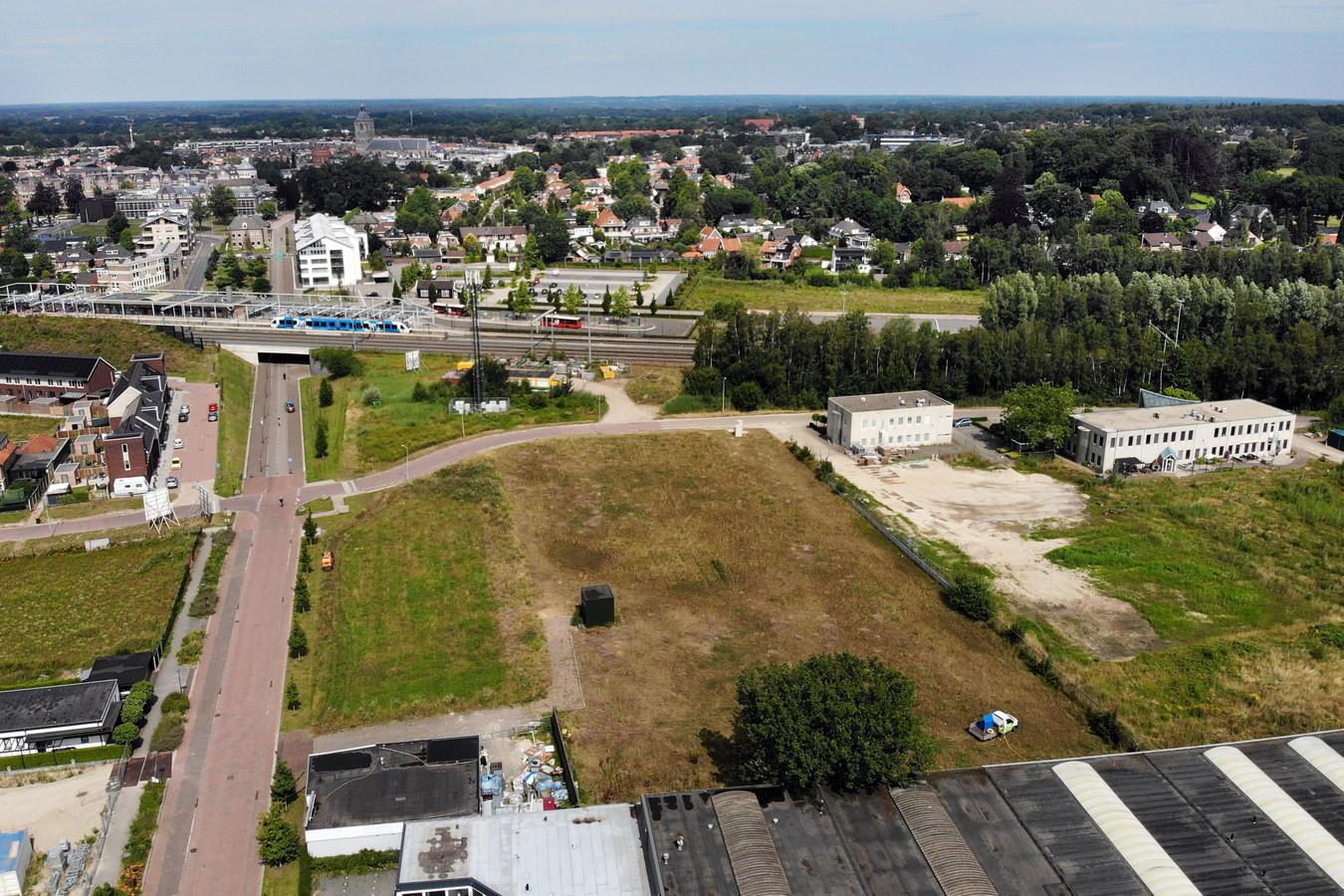 Meer dan honderd woningen gaan de komende jaren gebouwd worden in fase 2 van het plan Stakenbeek, op het terrein tussen de Parallelstraat en de Helmichstraat.