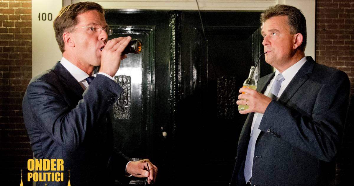 Elke campagne is er wel een debat dat peilingen op z'n kop zet, neem nou 'Roemer met een rietje' - AD.nl