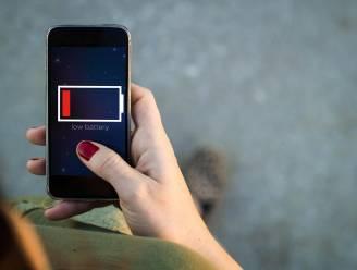 Vijf tips om de accuduur van je smartphone te verlengen