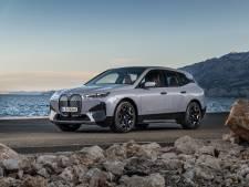 BMW's nieuwe vlaggenschip - de iX - is elektrisch, ecologisch en extravagant