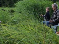 Vissen in gemeentelijk water van Maassluis is sinds kort toegestaan