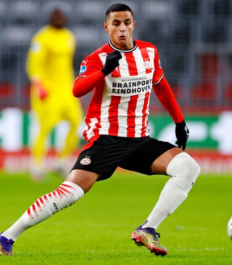 PSV zonder zieke Ihattaren in uitwedstrijd tegen Willem II
