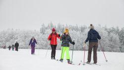 Tiental skicentra open in Wallonië voor start van krokusvakantie