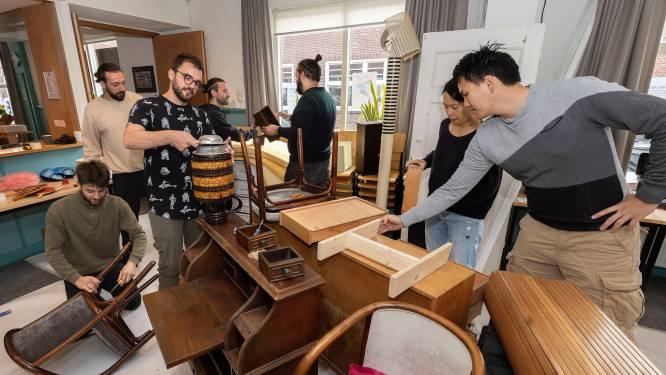 Italiaanse vibe in buurthuis De Buut: 'We willen laten zien dat overál design kan zijn'