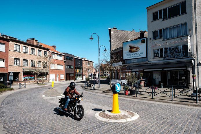 Strijdersstraat.