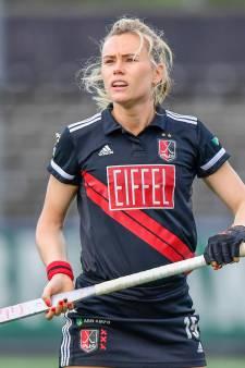 Hockeyster Freeke Moes wil Den Bosch nu wél pijn doen