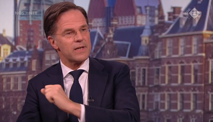 Premier Rutte doet bij Nieuwsuur zijn voorstellen voor een nieuwe bestuursstijl uit de doeken.