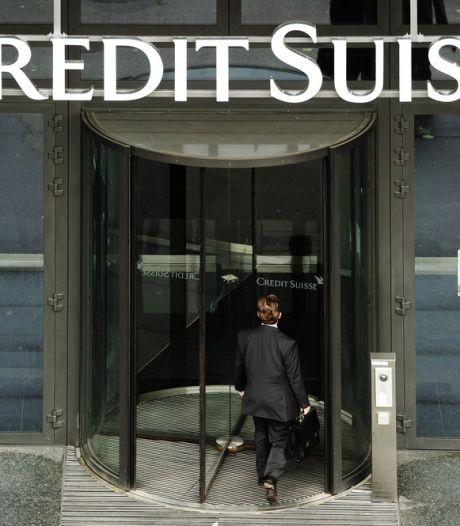 Le Credit Suisse a aidé 19.000 Américains à échapper au fisc