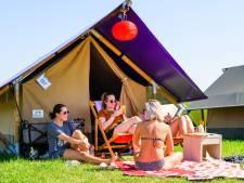 Van tipi's tot foodtrucks: kamperen in Nederland net als op een festival