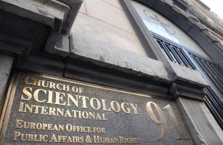 Het Europees hoofdkwartier van de Church of Scientology ligt in Brussel.