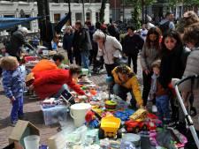 Oranjecomité: Als Koningsdag doorgaat, Oranjemarkt naar Reeweg of Spuiboulevard