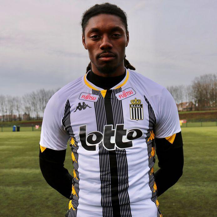 Jordan Botaka trekt naar Charleroi.