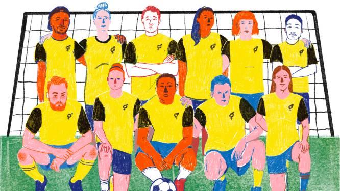 Voetbalsters mogen nu meedoen met de mannen: 'KNVB slaat de plank hier echt mis'