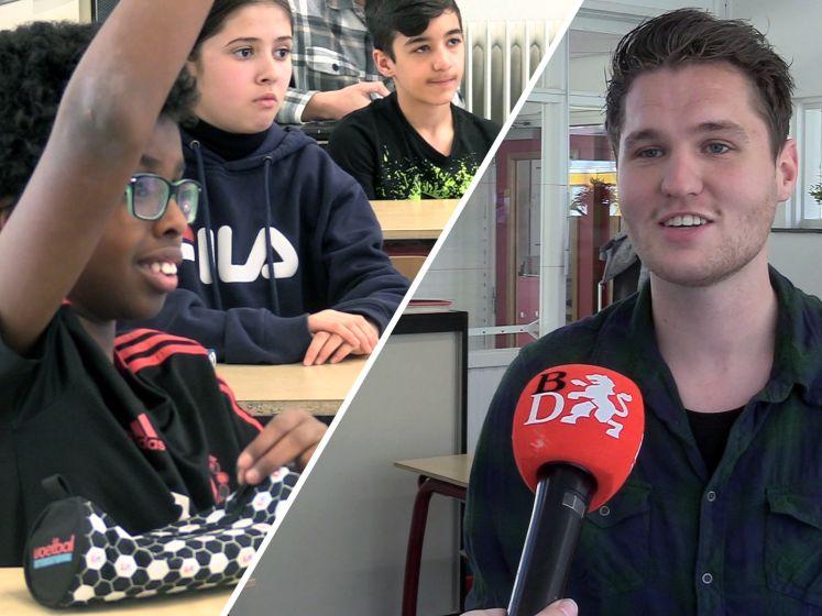 Ramadan bij Meester Martijn in de klas: 'Leuk dat de meester ook meedoet'