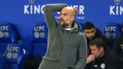 Man City opnieuw onderuit, Guardiola onder vuur: de trainer is weer een bedrieger