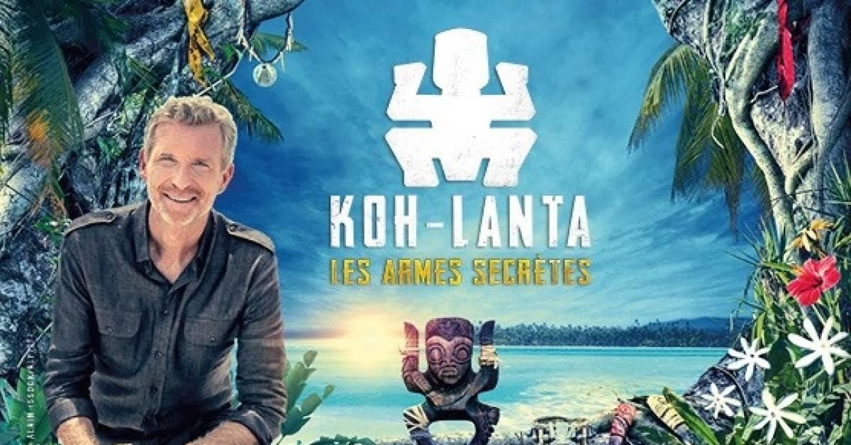 """Denis Brogniart dévoile les premières images de la nouvelle saison de """"Koh-Lanta"""" - 7sur7"""