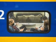 Geen treinen tussen Schiphol en Leiden door kapotte bovenleiding