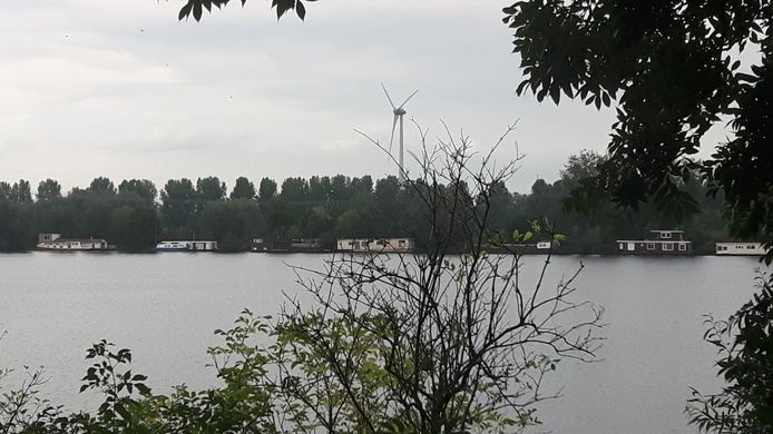 De vier windmolens komen in de buurt te staan van de windmolen die in aan Treurenburg.