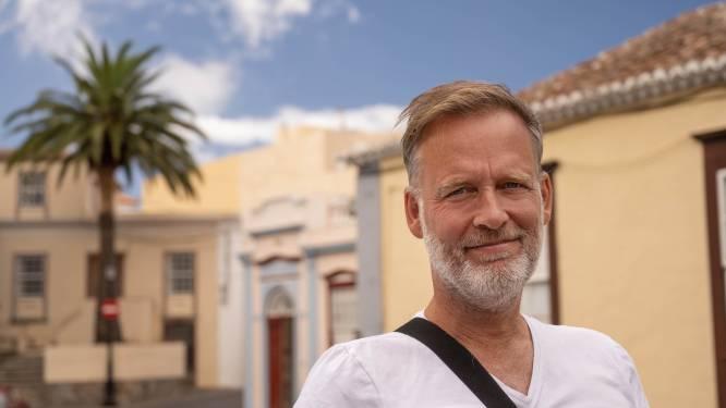 Erik Jan (51) maakte een vulkaanuitbarsting mee op La Palma: 'Geen oog dicht gedaan'