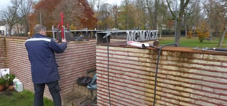 Monumentje voor Bossche Joell maakt Judastoren meteen stukje veiliger