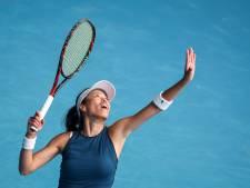 Hsieh jouera son premier quart de finale en Grand Chelem à 35 ans
