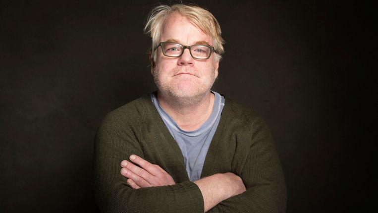 Portret van Philip Seymour Hoffman gemaakt op 19 januari. Beeld Victoria Will/Invision/AP