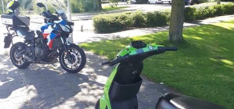 Zonder rijbewijs rijden op een deelscooter? Dat komt de accounthouder duur te staan