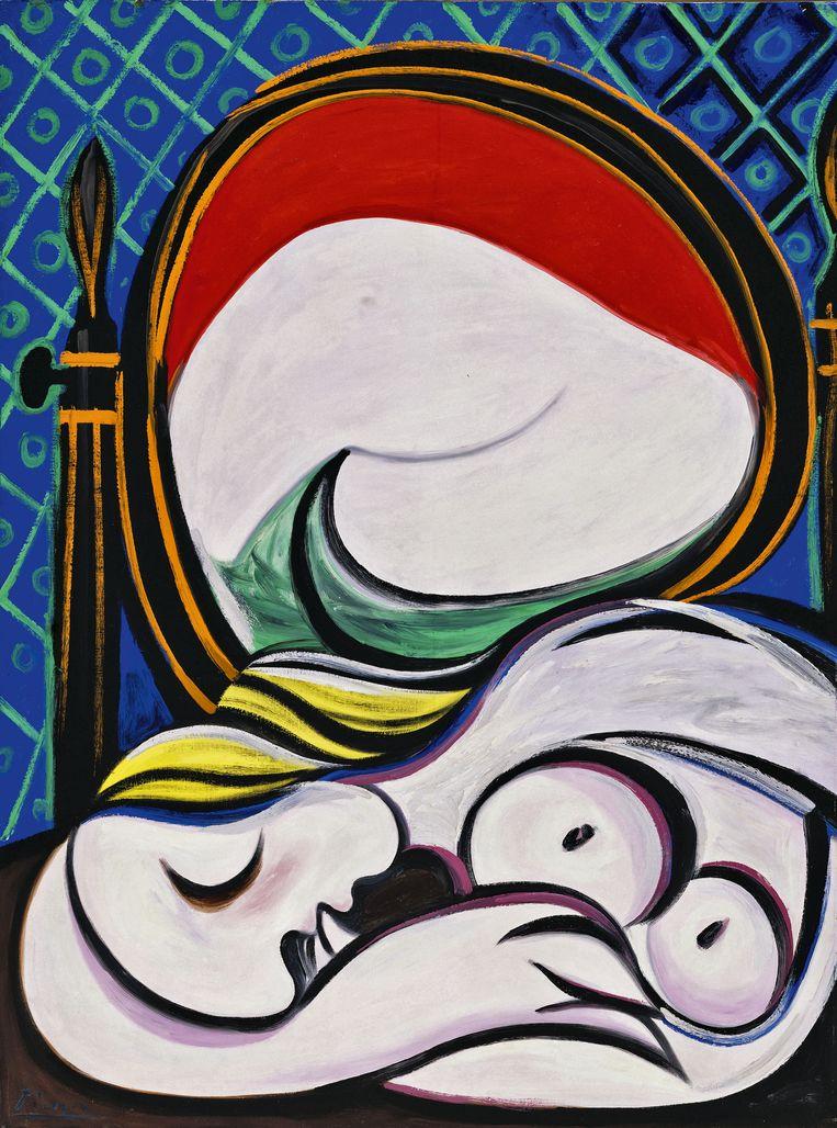 Le Miroir Beeld Picasso
