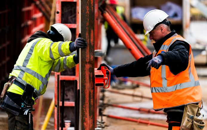 Foto ter illustratie, niet de werknemers in kwestie.