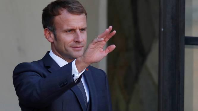 Frankrijk kondigt verdubbeling vaccindonaties aan