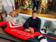 Surfer Jan-Karel filmde zelf het ongeluk dat hem bijna fataal werd: 'Ik wist meteen dat mijn leven in gevaar was'