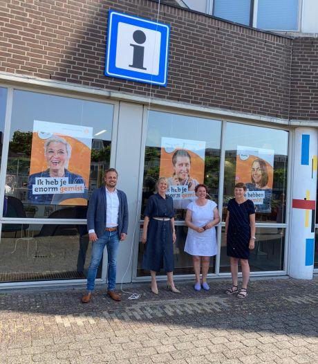 TIP Uden-Landerd geopend, voor alle toeristen van de gemeente Maashorst