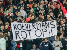 Feyenoord geen baas meer in eigen Kuip: 'De club heeft altijd dat ruwe randje gecultiveerd'