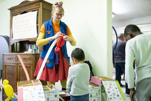 WILLEBROEK Begin 2019 organiseerde Argos nog een groot kinderfeest voor mensen in armoede