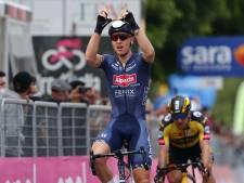 Merlier wint op sterfdag van zijn landgenoot Weylandt, Groenewegen vierde in massasprint Giro
