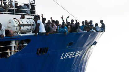 """Spanje sluit uit dat reddingsschip Lifeline mag aanmeren: """"Wij zijn geen reddingsbrigade"""""""