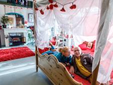Hart van Steenwijk kleurt rood voor Valentijnsdag