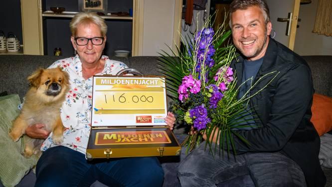 Zorgmedewerkster Jeanet (60) uit Middelharnis wint 116.000 euro: onverwacht bezoek van Winston Gerschtanowitz