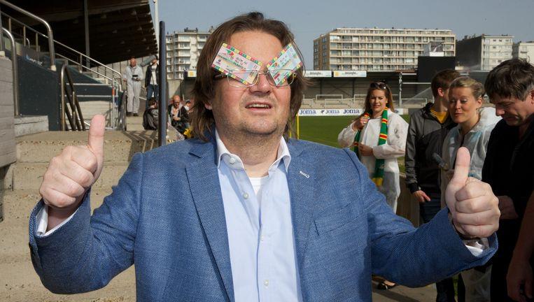 Marc Coucke. Beeld BELGA