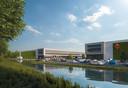 Aan de Lageweg bij de Nieuwe Kadijk en de Oosterhoutseweg in Breda wil Frasers Property twee distributiecentra neerzetten.