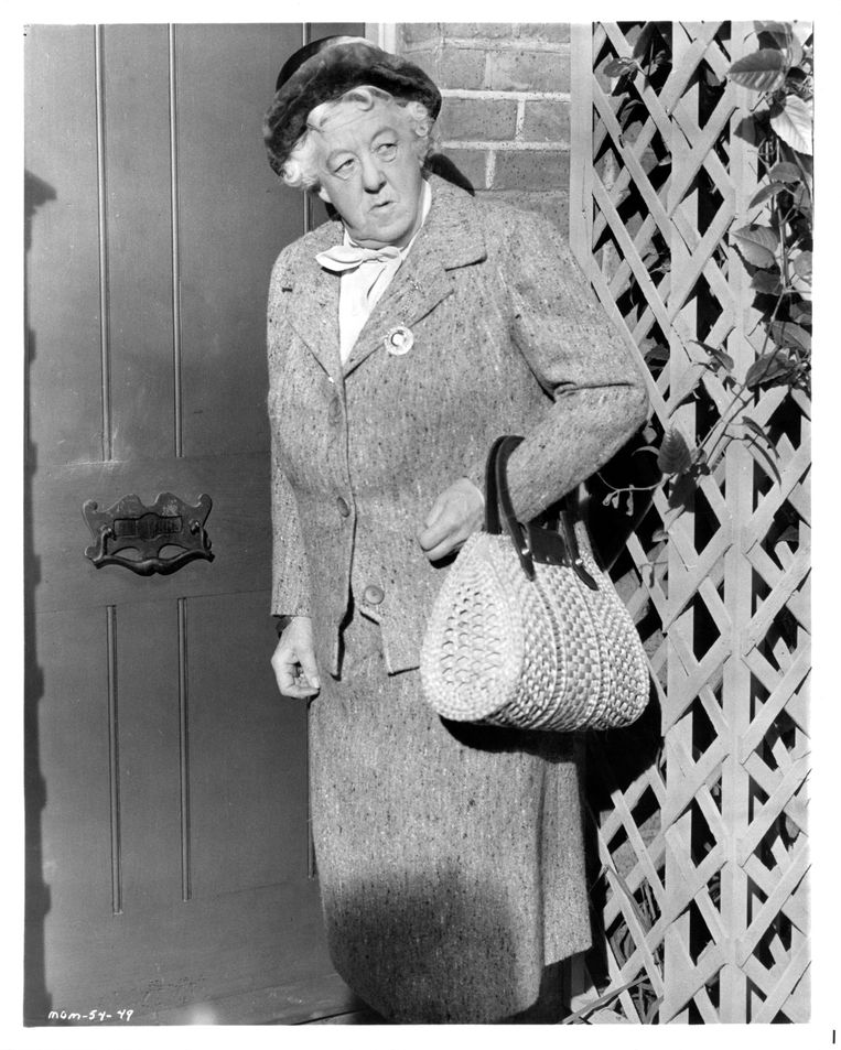 Miss Marple Beeld Getty