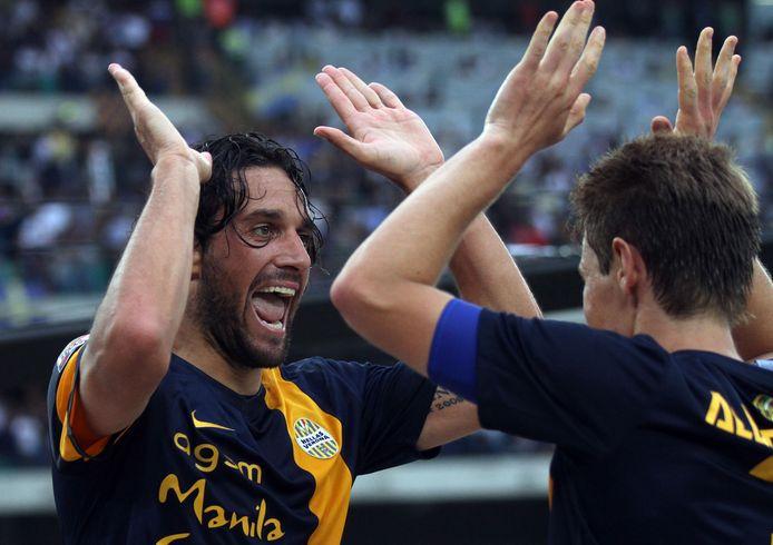 Luca Toni maakte in zijn beste seizoen na zijn 35ste, 22 doelpunten.