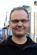 Raadslid Han van Oort.