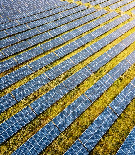 Pas op de plaats met zonneparken in Meierijstad