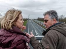 Een 'moetje', meer lijkt het ministerbezoek aan Helwijk en Heijningen niet