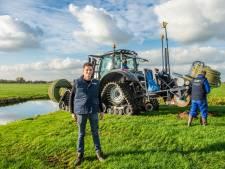 Agrariërs in de rij voor drainagesysteem, maar: 'Klimaatvriendelijk boeren is een leerproces'