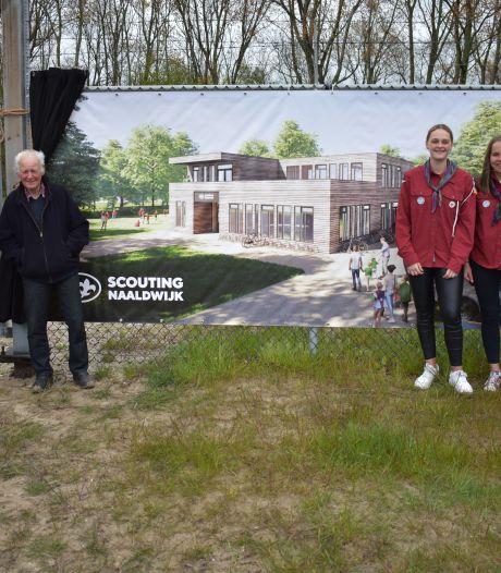Zo gaat het nieuwe clubhuis van de scouting in Naaldwijk eruit zien